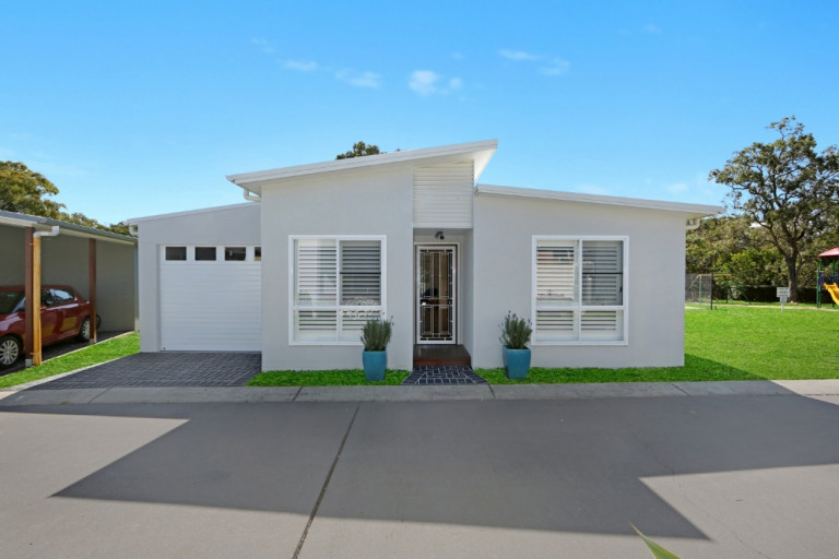 Two Bedroom plus Study and Garage $415,000
