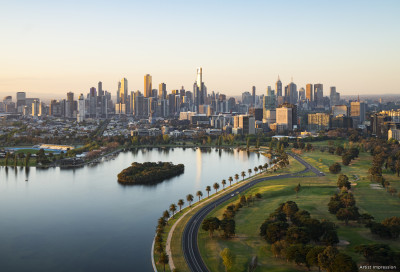 The Grace Albert Park Lake - World-Class Retirement Apartments