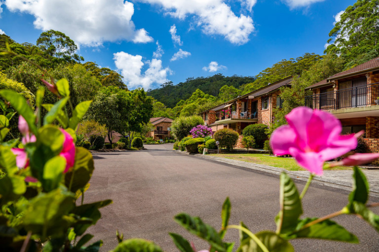 Close to nature, yet with a host of conveniences close to your doorstep