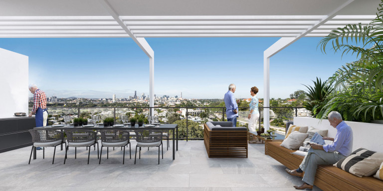 Apartment 601 | The Atrium Lutwyche