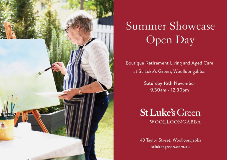 Summer Showcase Open Day at St Luke's Green