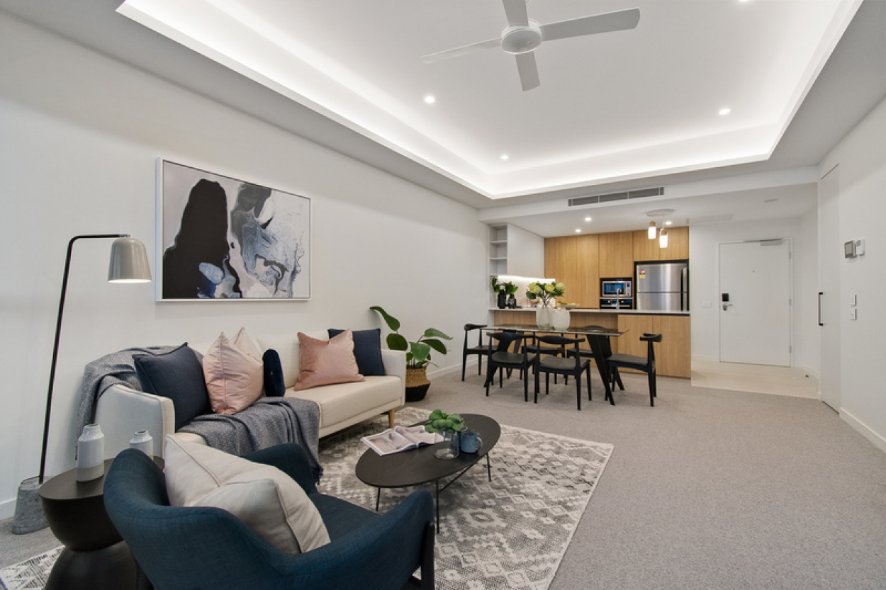 Location, comfort and liveability