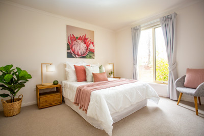 Lovely Apartment In Secure Building - within park like village - Taylors Hill Retirement Village