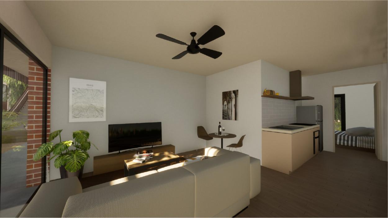 Brand New 1-Bedroom Units 40 Federation Street - Wynnum 4178 Retirement Property for Rental