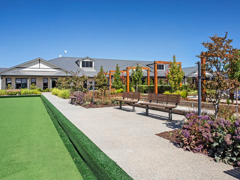 Avington Living - Over 50's Resort Living