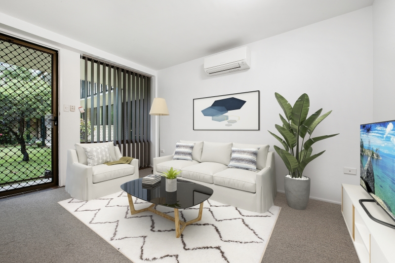 Spacious 2 bedroom retirement Living Unit in the heart of Macquarie Park