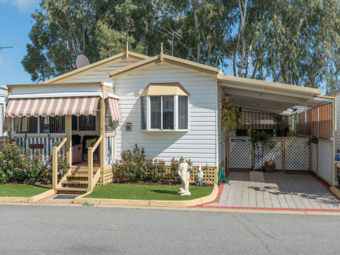2 Bedroom Home With Easy Ramp Access at Mandurah Gardens Estate