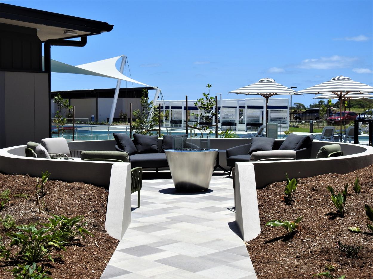 Luxury resort living at RV Lifestyle Village Oceanside  Schleger Street - Burnett Heads 4670 Retirement Property for Sale