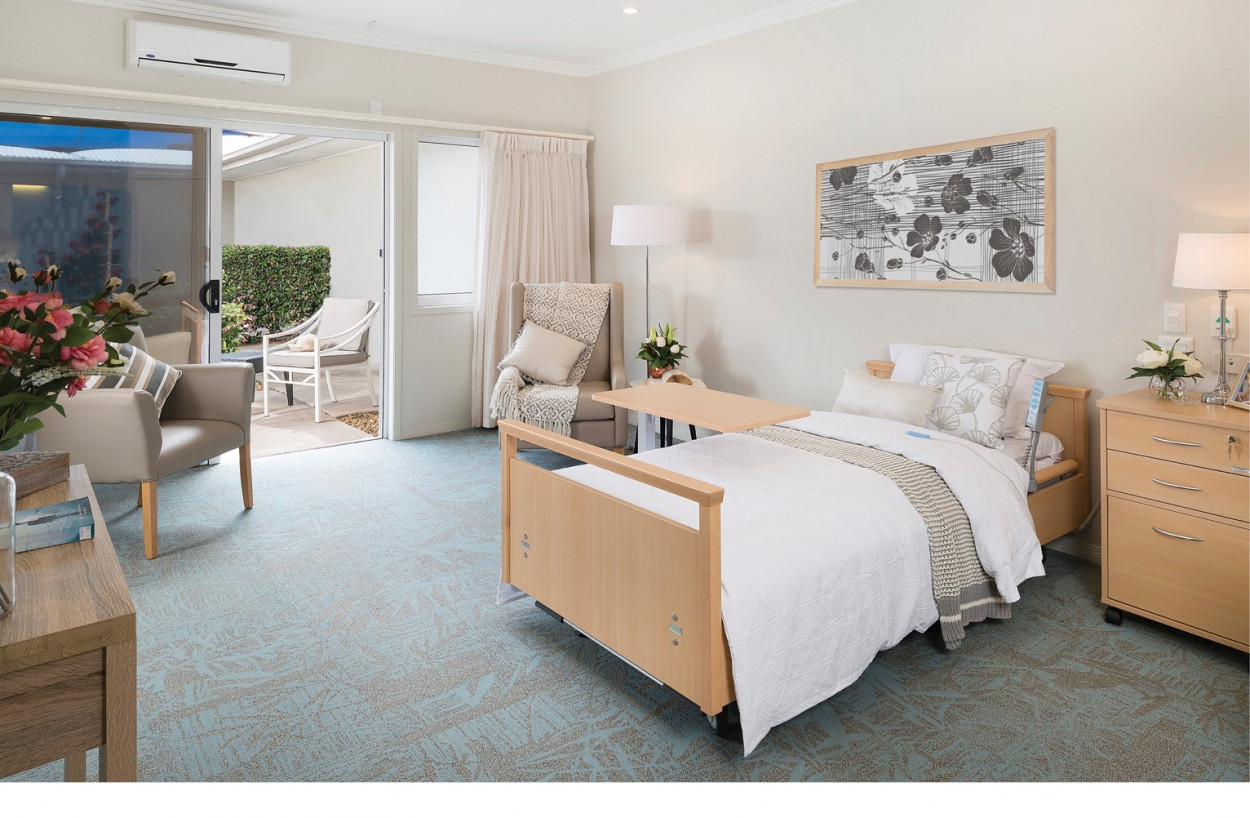Single Suite with Private Ensuite  Bay Ave - Deception Bay 4508 Retirement Property for Aged-care-facility