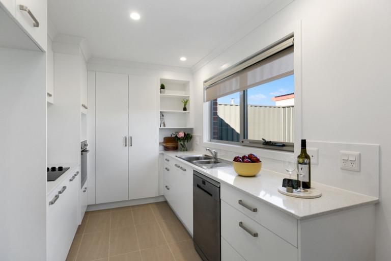 Modern retirement villa in vibrant community