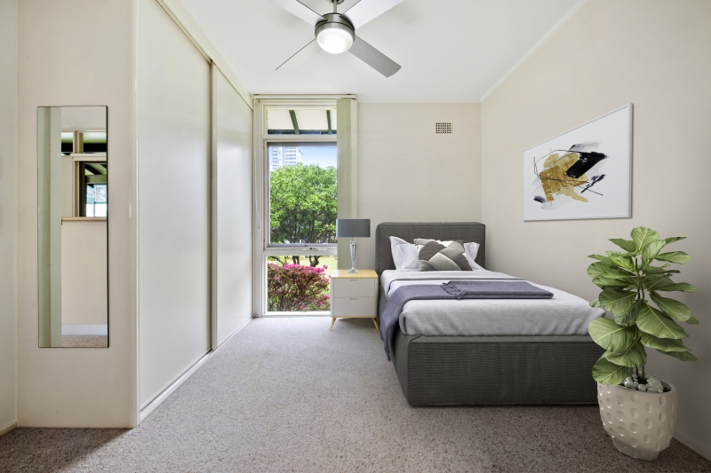 Recently Refurbished 1 bedroom in beautiful Willandra Village