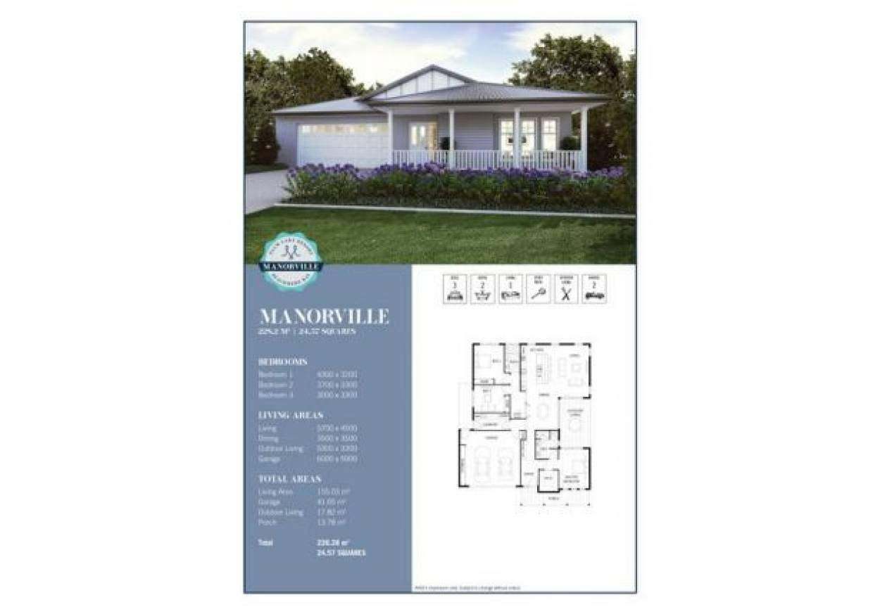 Manorville by Palm Lake Resort