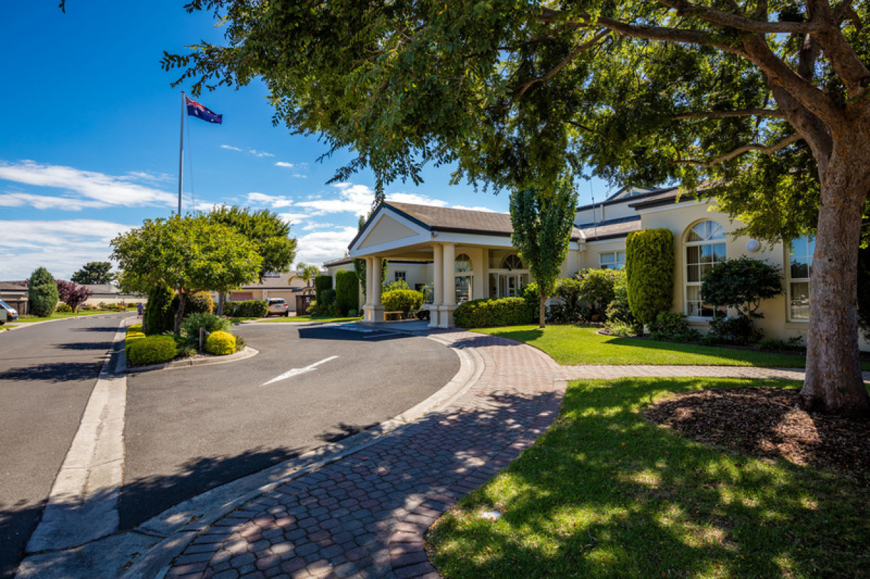 Modern living and highly sought after corner position