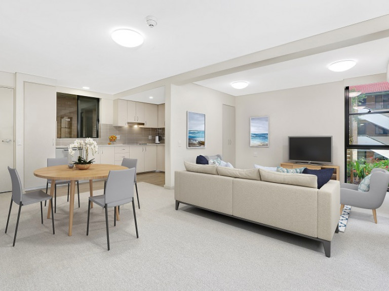 Anglicare Sydney - 2-bed unit with large balcony in Castle Hill