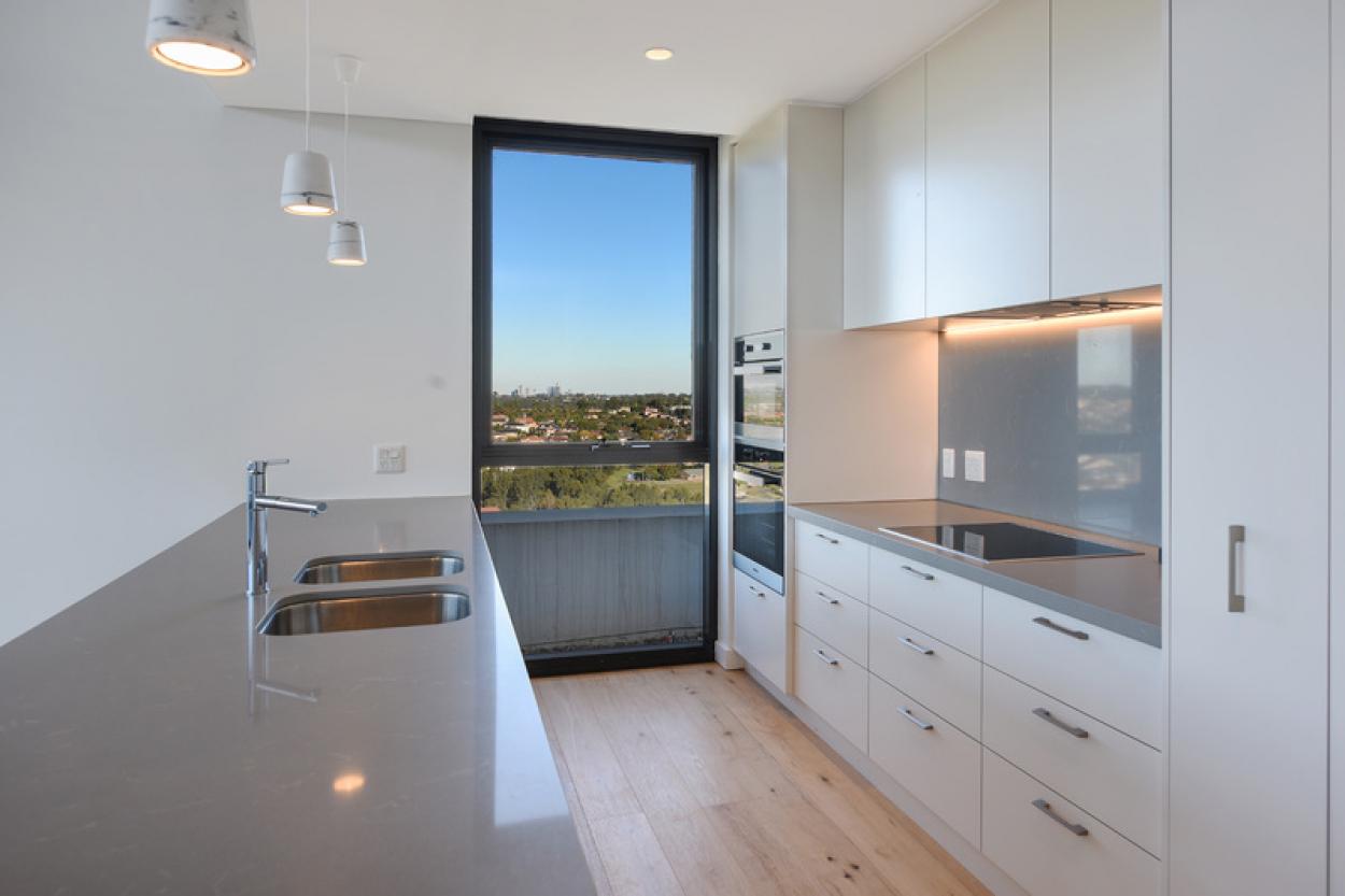 Ultimate premium penthouse living