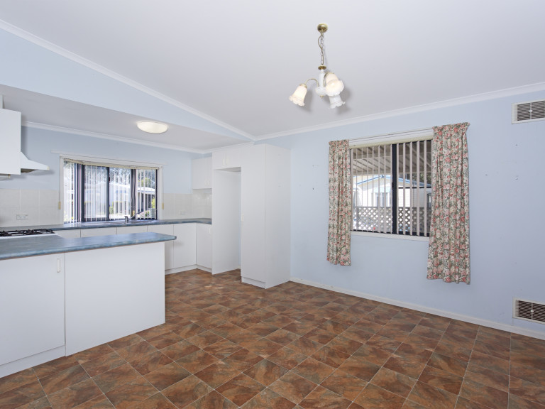 2 Bedroom Home With Open Plan Living and Large Kitchen at Mandurah Gardens Estate