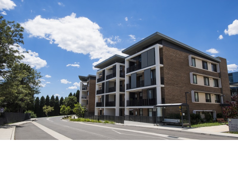 Retire in style with this one bedroom apartment in Castle Hill