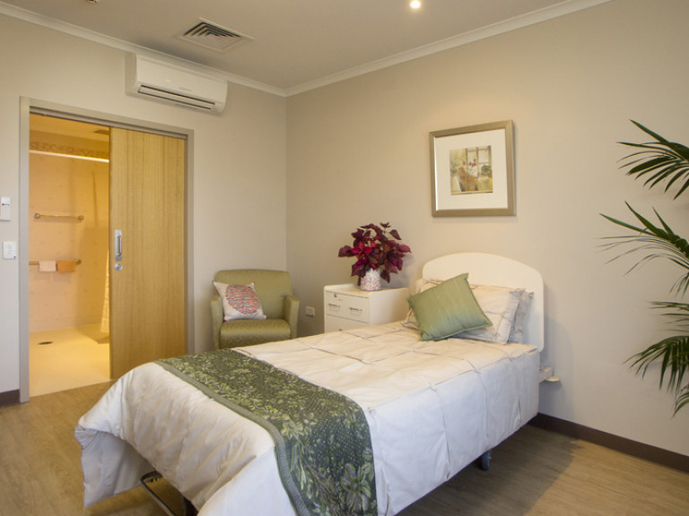 Aged care at Paradise