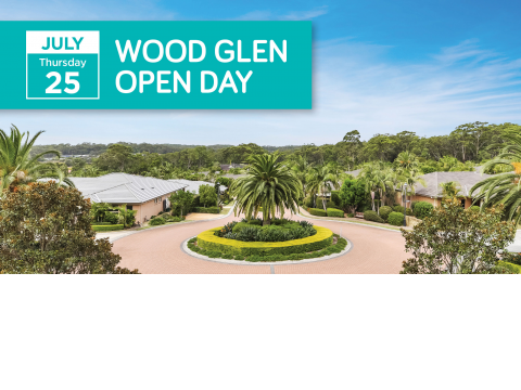 Wood Glen Open Day