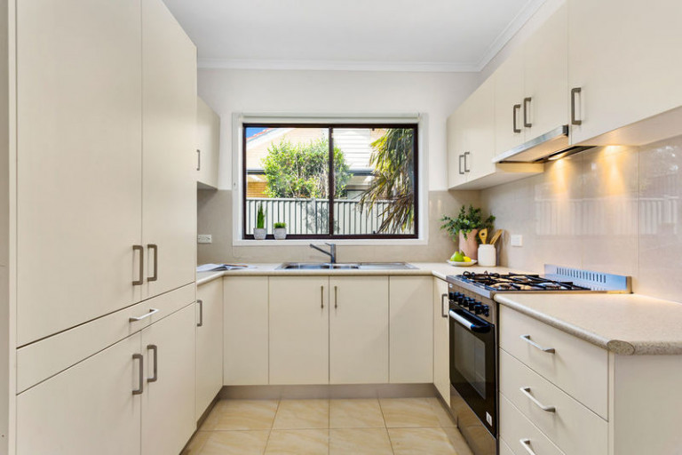 Close to the community centre, great location.