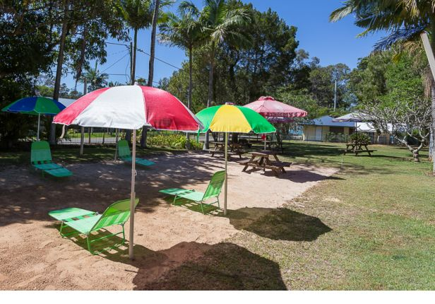 Beachside Rental Resort Coochiemudlo Island Qld