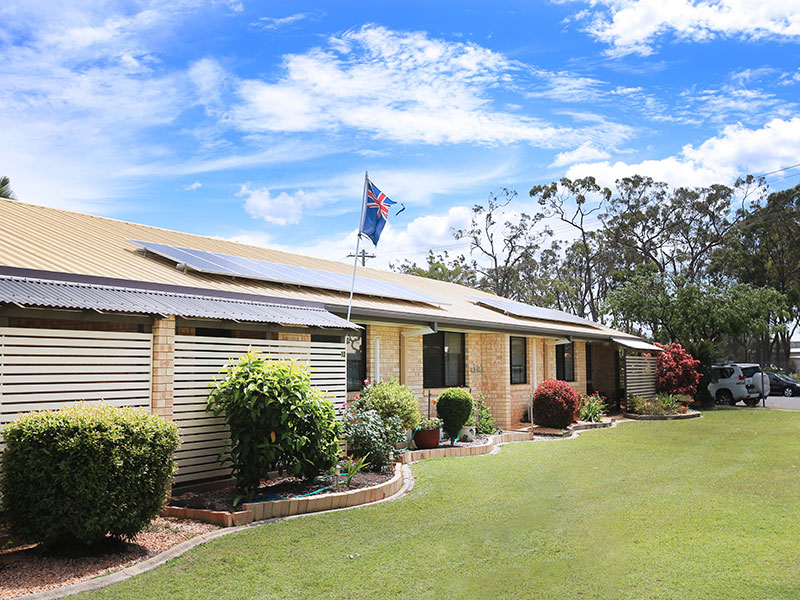 Churches of Christ in Qld Gracehaven Retirement Village
