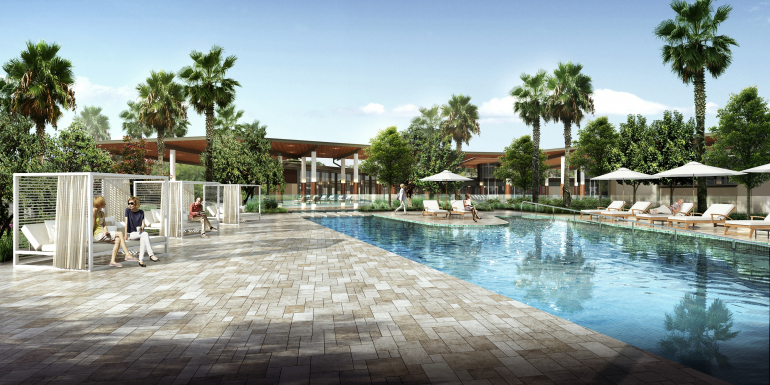 Inside Queensland's amazing new retirement mega-resorts
