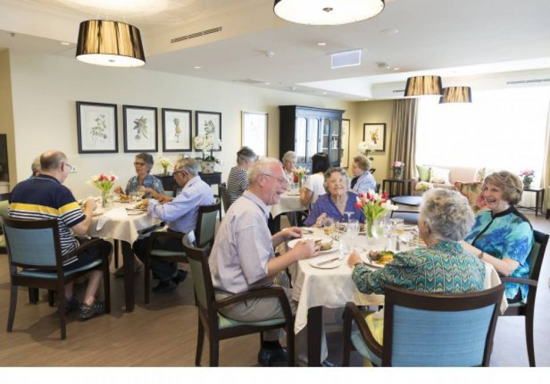 Boutique Aged Care in the Beautiful East at St Brigid's Green