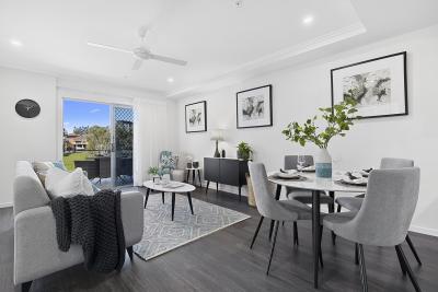 Luxury, three-bedroom apartment in Sinnamon Park