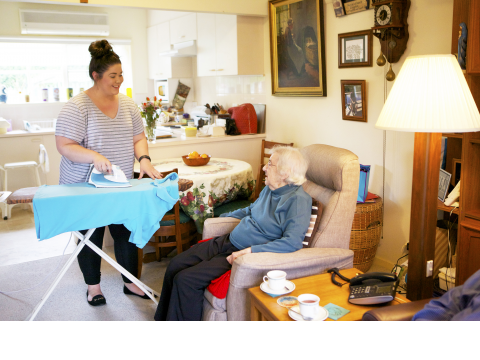 At MiCare we help you live independently - Eastern Region, Melbourne