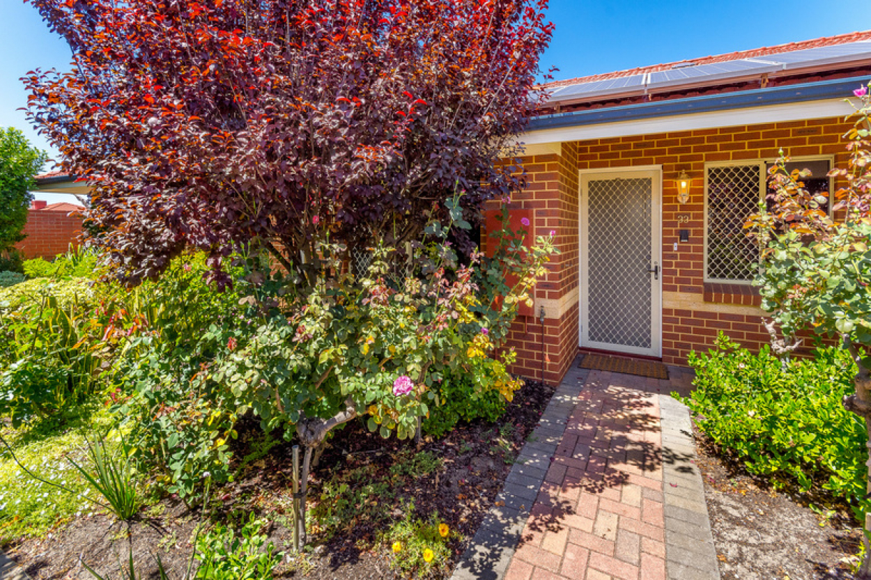 Highly appealing and immaculately presented villa