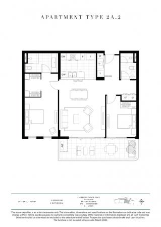 Brand New 2 Bedroom Apartments