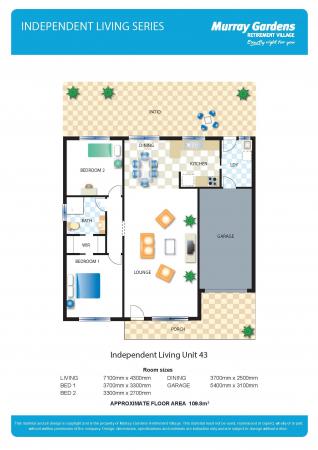 Independent Living Unit 41