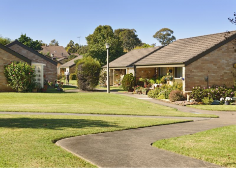 Affordable retirement living in Penrith