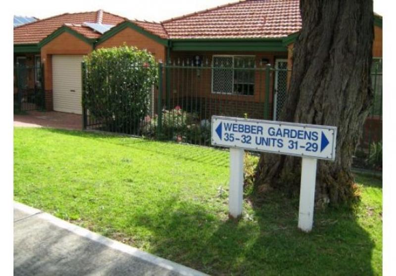 Webber Gardens