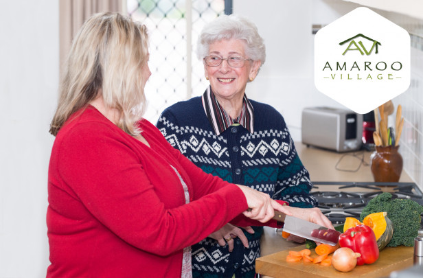 Amaroo@Home - Home Care Service