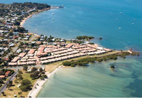 Stunning 2 bedroom Villa - BONUS OFFER 12 months free levies! Tranquil Waters Beachfront Retirement Village
