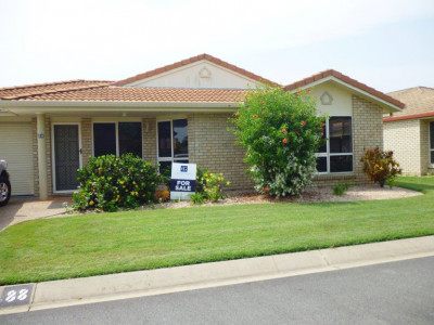 Residence 88 Two-bedroom Carlyle Gardens Mackay