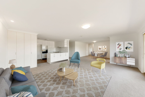 Specious 3 bedroom homes in the heart of Deakin