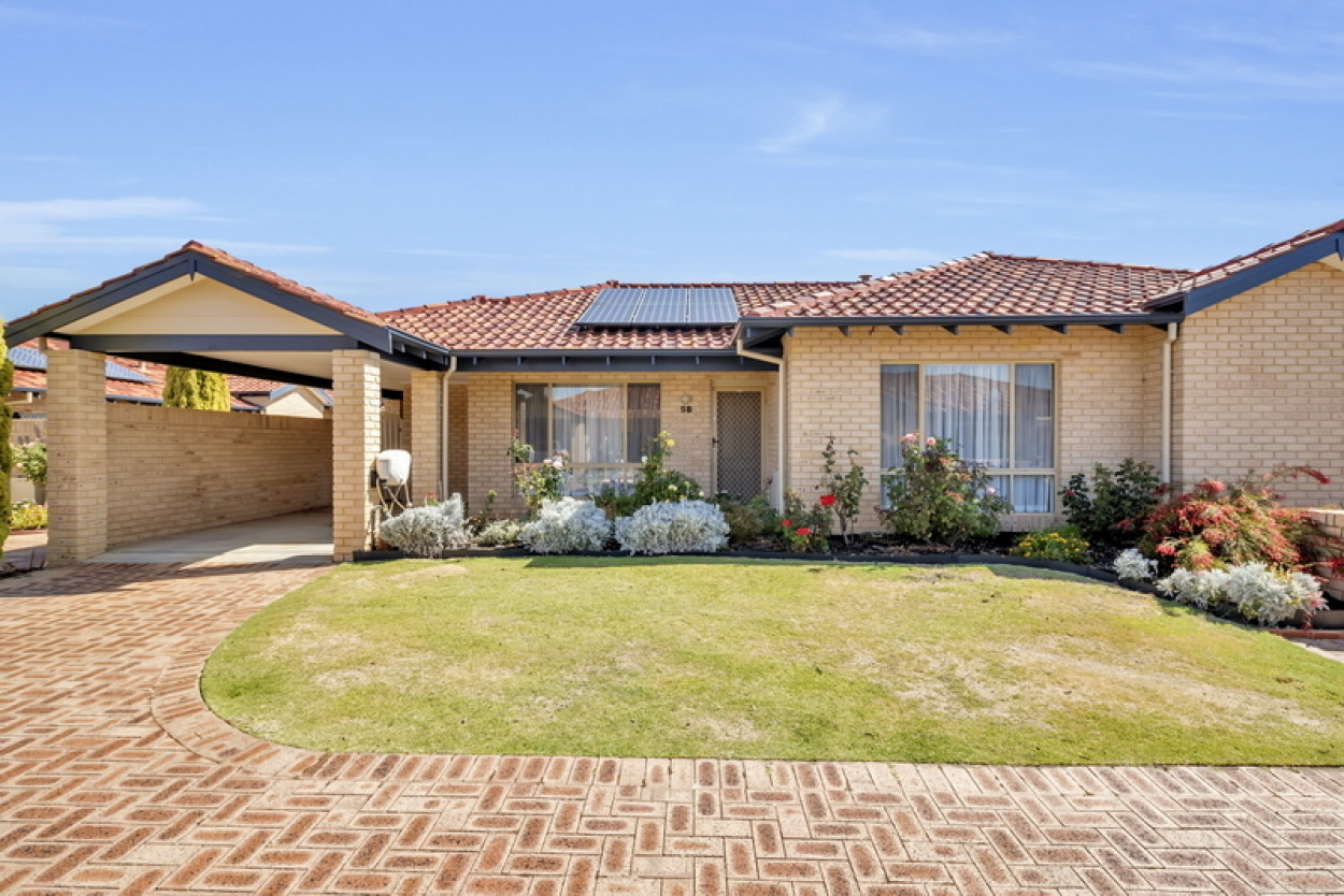 This wonderful home and location combine beautifully to create a lifestyle you will love and deserve.