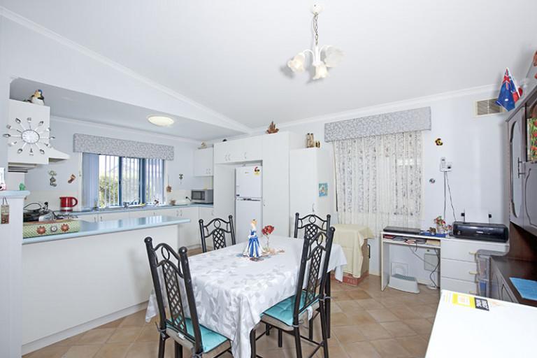2 Bedroom Home, Ramp Access and Overlooking Park at Mandurah Gardens Estate