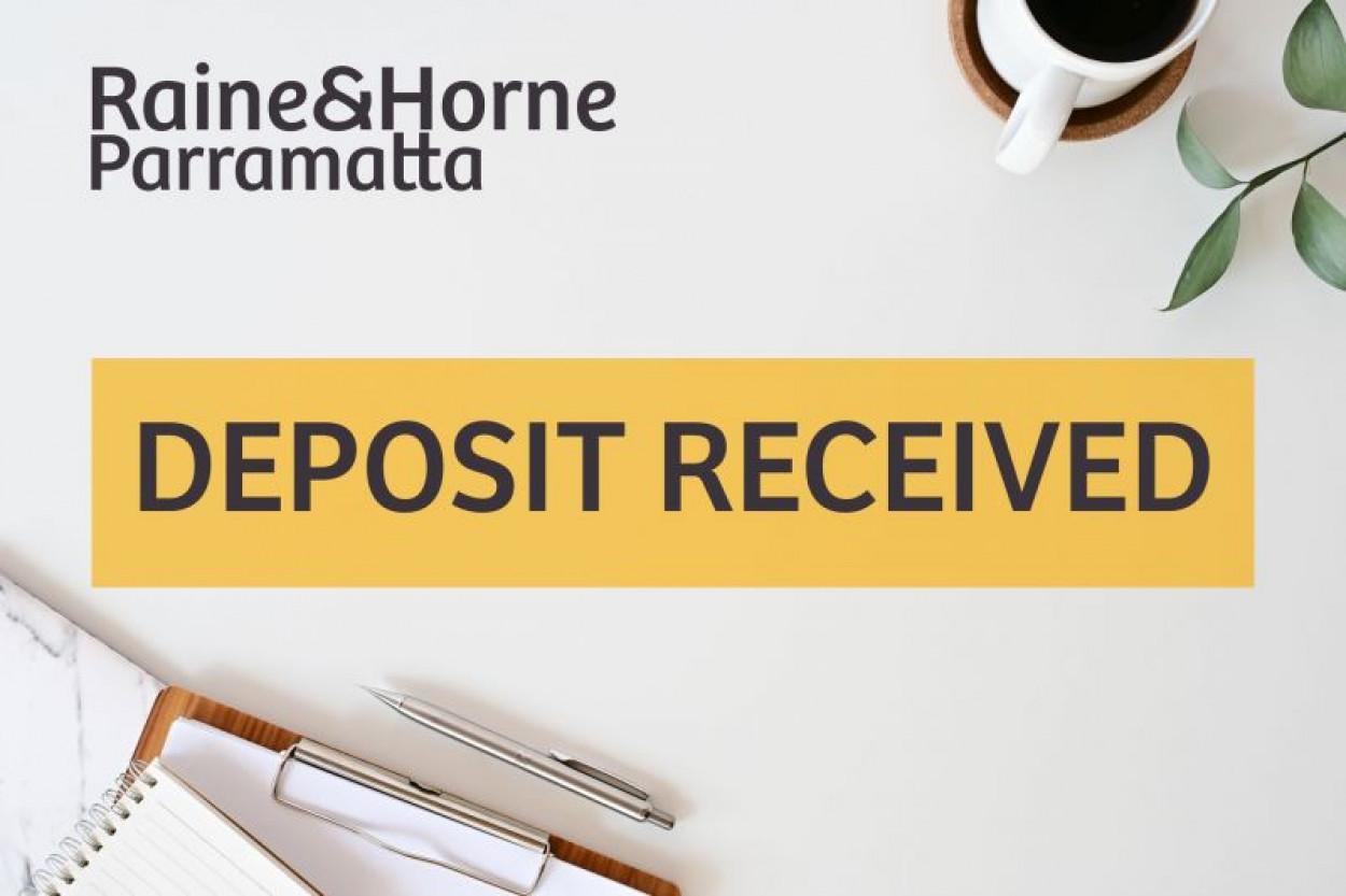 Deposit Received