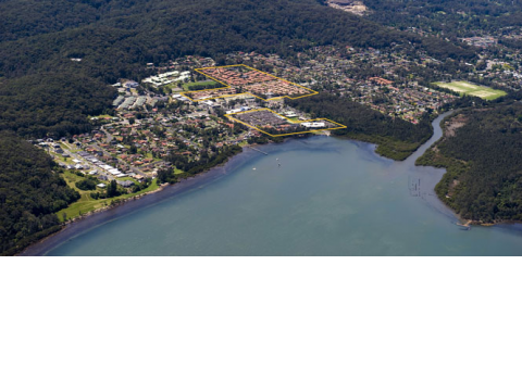 Living Choice Broadwater Court, Waterfront Estate
