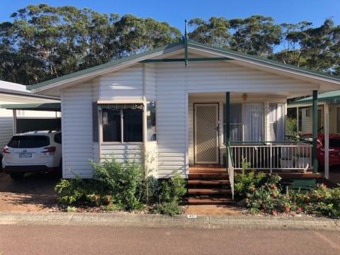Site 28 Homestead Village - Sort after Position 2 bedroom Home