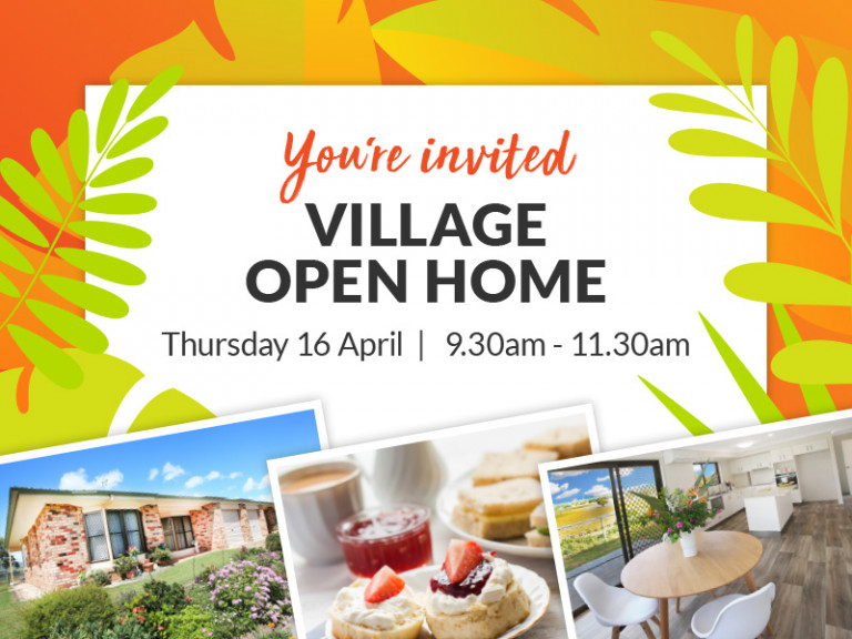Fassifern Retirement Village Open Home