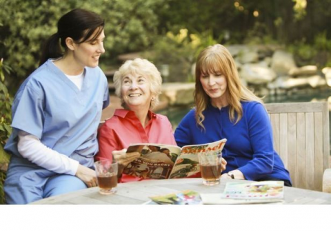 Live-in Home Care - Brighton South East