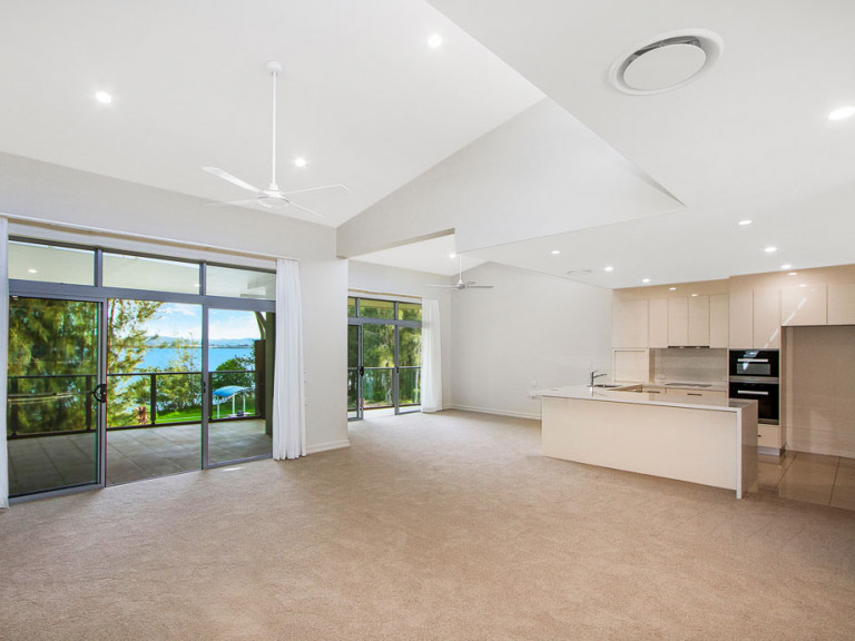 Upcoming Open Day, a new Certainty Lease and a spectacular waterfront apartment