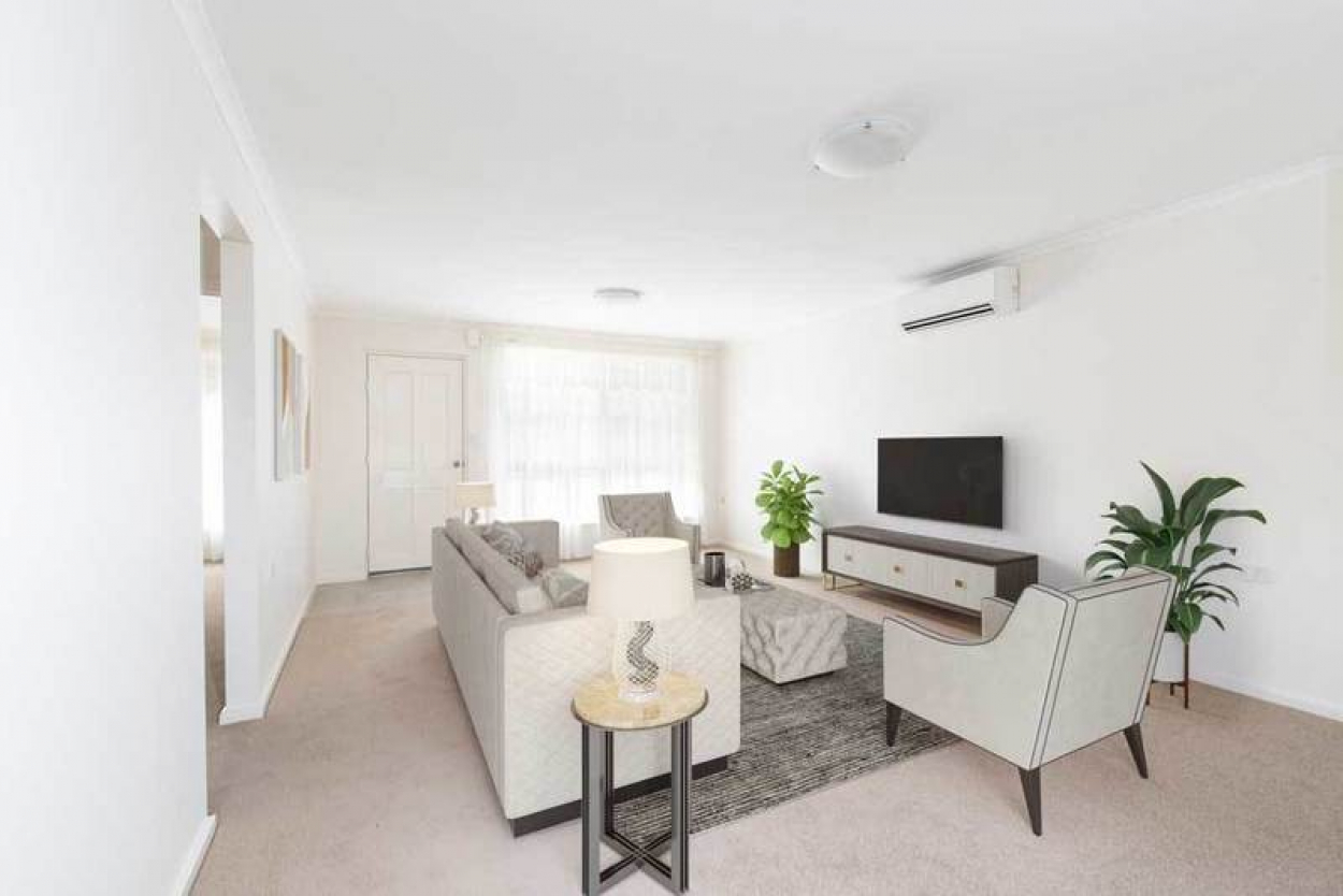 Modern, bright and spacious unit in a vibrant & social village