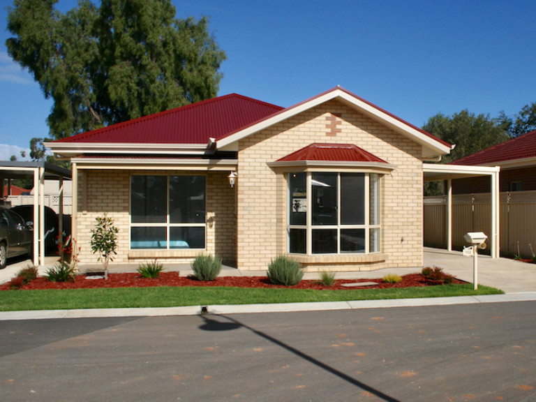 2 Bedroom Villa.  Brand New - to be built