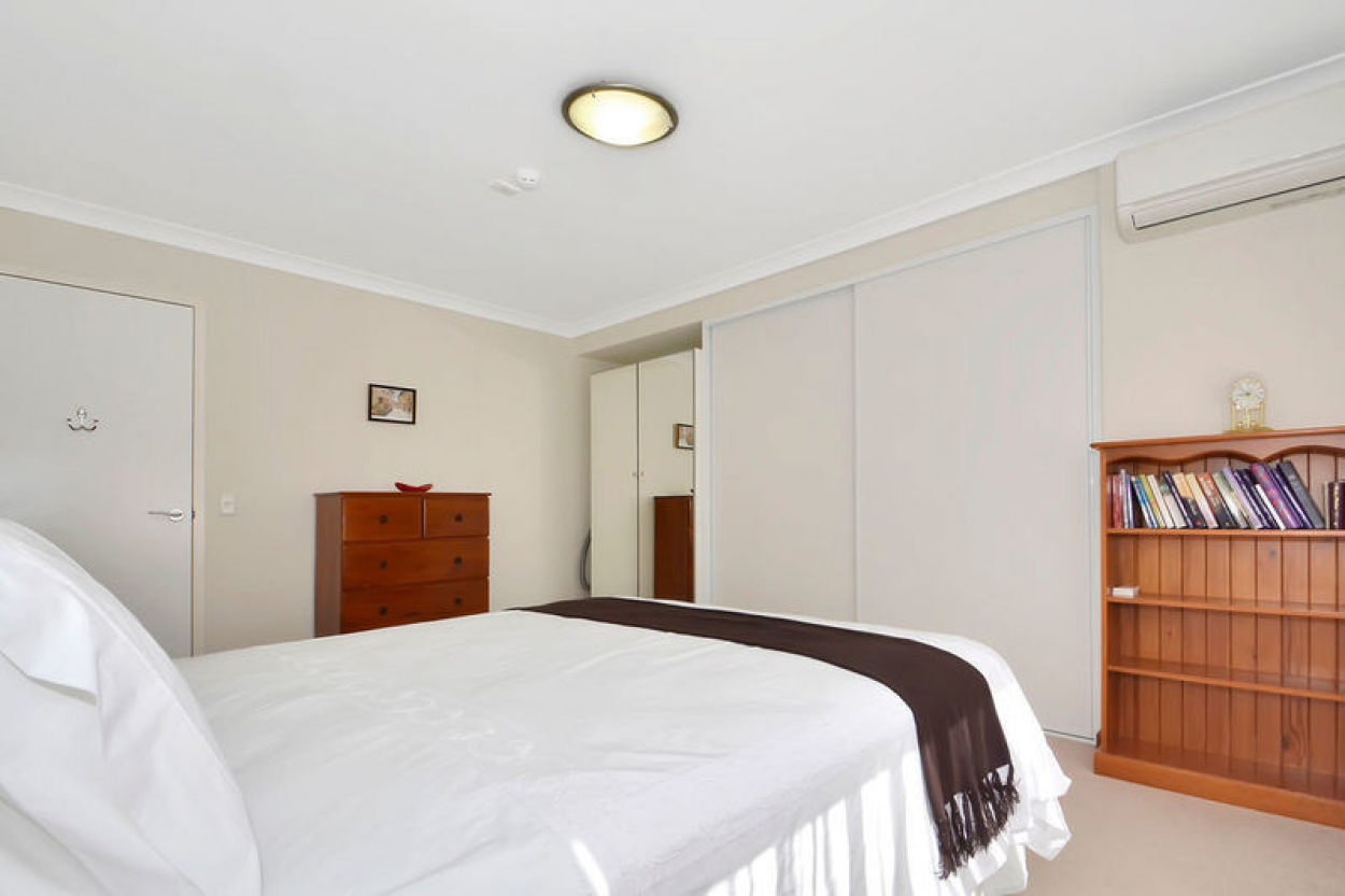 Do not miss out on this delightful first floor apartment with a light and bright vibe and sought after north and west aspect